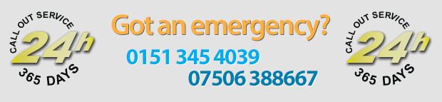 Emergency plumber St Helens