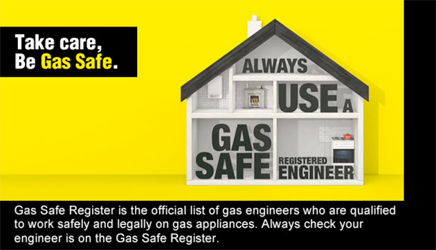 Why It's Essential Your Plumber is Gas Safe Registered